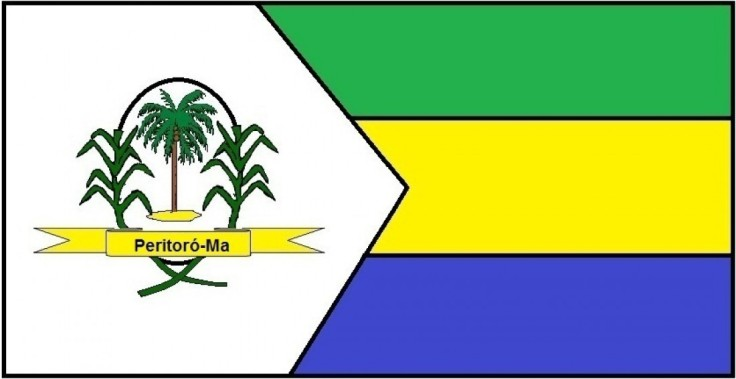 Bandeira Municipal de Peritoró